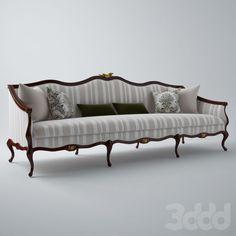 Henredon Brigitte Sofa Me gusta:))) Home Decor Furniture, Luxury Furniture, Furniture Makeover, Furniture Design, Sofa Set Designs, Sofa Design, Victorian Sofa, Antique Sofa, Vintage Sofa