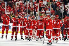 Stanley Cup Champions 2009: Detroit Red Wings