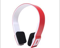 0e7b75e612d9 Free shipping Wireless Headphone Bluetooth Headset with MIC For iPhone iPad  Smart Phone Tablet PC Stereo Audio  17.90