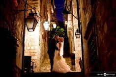 Croatia Wedding Photographer Raman photographs Nikola and Karolina's beautiful wedding at Dubrovnik.
