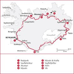 No matter if you are visiting Iceland for the first time or you have been there before, if you want to travel around the most stunning of its national parks, glaciers, waterfalls, volcanoes and geothermal zones at your own pace, motorhome hire is the answer. Plan an exciting 10-days journey along the Iceland Ring Road…