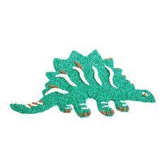 Foam Clay Voorbeeld - Stegosaurus