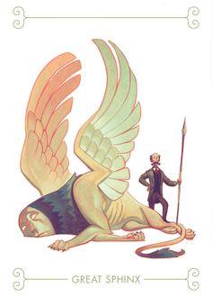Great Sphinx (1 of 1)
