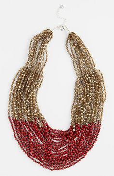Nakamol Design Multistrand Necklace available at #Nordstrom