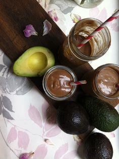Chocolate Avocado Mousse #glutenfree #chocolate #avocado