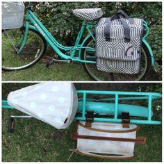 Alforjas y Sillines para complementar tu Bici.