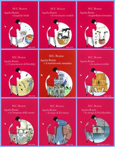 Tutto Per Tutti: LIBRI - GIALLI DA OMBRELLONE. La Denny non poteva andare in vacanza senza lasciarci il suo suggerimento letterario per queste prossime settimane! Ed ecco 9 libri leggeri, divertenti e assolutamente indispensabili sotto l'ombrellone! Al via le indagini con Agatha Raisin...