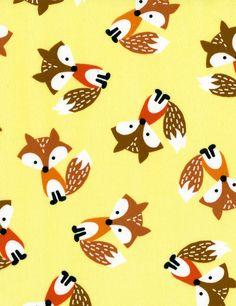 » Fox Flannel Timeless Treasures
