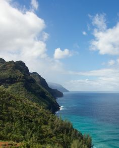 The Kalalau Trail: Ke'e Beach to Hanakapi'ai Beach
