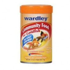 Hartz Wardley Goldfish Flakes 1 Oz $1.95
