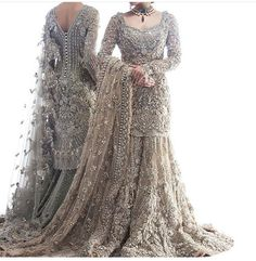 If you want exact dress details whatsapp me 00923064010486 Asian Bridal Dresses, Asian Wedding Dress, Pakistani Wedding Outfits, Indian Bridal Outfits, Indian Bridal Wear, Pakistani Wedding Dresses, Indian Dresses, Bridal Gowns, Elan Bridal