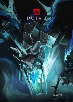 Dota 2 on Behance E Sports, Lol League Of Legends, Overwatch, Dota2 Heroes, Dota 2 Logo, Dota Game, Dota 2 Wallpapers Hd, Zbrush Character, Character Art