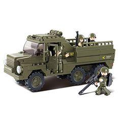 Sluban M38-B0301 Military Blocks Army Bricks Toy - Army P... https://www.amazon.com/dp/B01HPWCAKI/ref=cm_sw_r_pi_dp_x_7tqmybKACB8TV