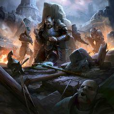 The Elder Scrolls Legends,The Elder Scrolls,фэндомы,Veronika Kozlova,TES art The Elder Scrolls, Elder Scrolls Skyrim, Elder Scrolls Online, Fantasy Battle, High Fantasy, Fantasy Warrior, Fantasy Art, Medieval Art, Medieval Fantasy