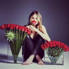 behati prinsloo Instagram Photos of the Week   Barbara Palvin, Behati Prinsloo + More Model Pics