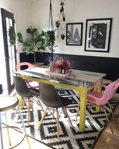 "720 Likes, 28 Comments - Home Decor • Design • Styling (@tlee79) on Instagram: ""Over the weekend my friend Lisa @_lisa_dawson_ wrote a bad ass blog on how to give your dining room…"""