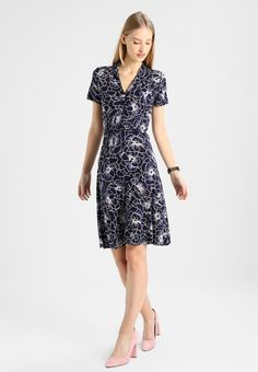 10cd717107 EMMY DRESS ROSA CANINA - Sukienka letnia - ink blue   Zalando.pl 🛒