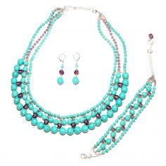 Cadou Cutie metal XL & The Original Collage& & colectia de cadouri Nost& Jewelry Sets, Turquoise Necklace, Stone, Metal, Blog, Crystal, Pearl, Florals, Gifts