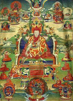 #Buddhism · Cloudless Sky - The #Mahamudra Path of the Tibetan Kagyu Buddhist School — by the 3rd Jamgon Kongtrul