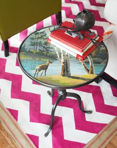 http://www.amazon.com/Living-  Paint by number table top    Nutshell-Portable-Decorating-Spaces/dp/0062060694/ref=sr_1_1?ie=UTF8=1332681881=8-1