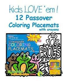 Kveller – Passover Shopping Guide: Keeping Kids Entertained at the Seder