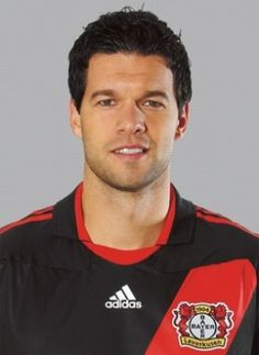 Michael Ballack -- German soccer player