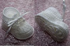 CC79-Dainty Baby's First Booties Pattern