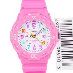 Chronograph-Divers.com - Casio Quartz Analog Pink Ladies Sports Watch LRW-200H-4B2VDF LRW200H, $30.00 (http://www.chronograph-divers.com/lrw-200h-4b2vdf/)