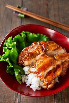 Authentic Chicken Teriyaki Recipe (照り焼きチキン)