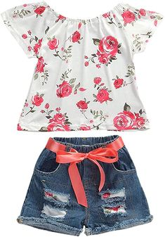 Pencil Skirt Outfits, Mini Pencil Skirt, Pencil Skirts, Kids Outfits Girls, Toddler Girl Outfits, Baby Girl Fashion, Toddler Fashion, Baby Girl Jeans, Baby Girls