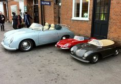 Half scale classic cars designed for children - #kids #play