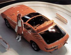 1969 Toyota EX-1 concept