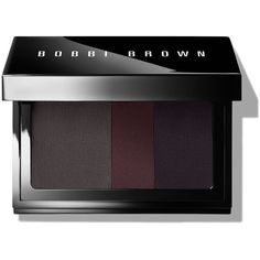 Bobbi Brown Limited Edition Intense Pigment Liner Black Plum (€33) ❤ liked on Polyvore featuring beauty products, makeup, eye makeup, eyeshadow, beauty, filler, palette eyeshadow, black eyeshadow, plum eyeshadow and black eye makeup