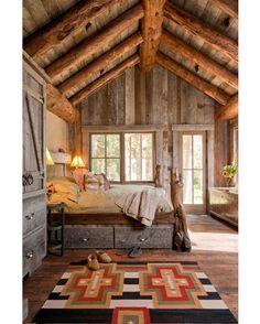 Headwaters Camp Cabin by Dan Joseph Architects