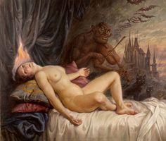 Mundo, demonio y carne, 1934 - Enrique Pertegás