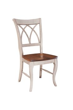 Palettes by Winesburg Kitchen Adams Side Chair ADM1904 Inlays are optional for this chair. Available Wood Species are Maple, Curly Maple, Rustic Cherry, or Cherry. Chair Seats can be customized to add fabric, leather, or premium leather to any chair. Additional Finish Options are 2 Tone Stain, 2 Tone Paint, Paint Rub Thru, Savannah Glaze, Burnishing, Custom Stain Matching, Light Distressing, Vintage Distressing, or Plantation Distressing.