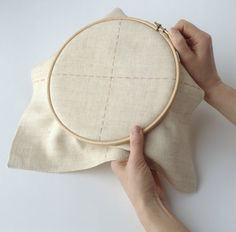 How to Finish Cross Stitch Projects