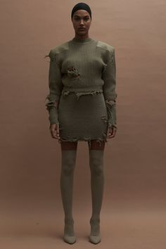 See the Yeezy autumn/winter 2016 collection. Click through for full gallery at vogue.co.uk