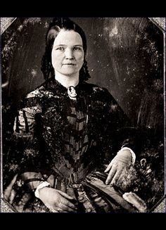 Mary Todd Lincoln 1846 or 1847 Official Presidential Portraits, Mary Todd Lincoln, Old Photos, Vintage Photos, Daguerreotype, French Photographers, American History, Jon Snow, School Ideas