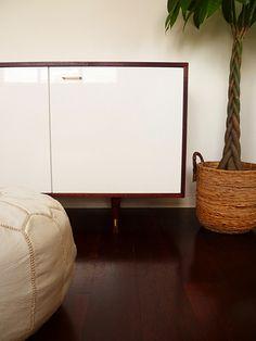 IKEA to Mid-century cabinet