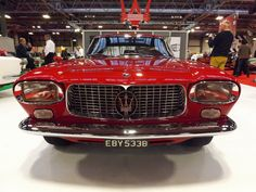 Maserati 5000 GT Iniezione 1962 Allemano