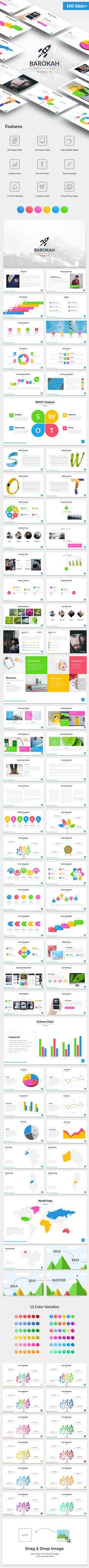 Barokah Multipurpose Powerpoint Template
