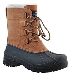 Weatherproof Men's Targus Snow Boot,TAN,10 -- You can get additional details at the image link.