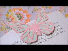 Punto libro mariposa