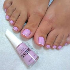 30 ideas for pedicure polish toe Pretty Toe Nails, Cute Toe Nails, Sexy Nails, Cute Acrylic Nails, Gorgeous Nails, Trendy Nails, Acrylic Toes, White Tip Nails, Gelish Nails