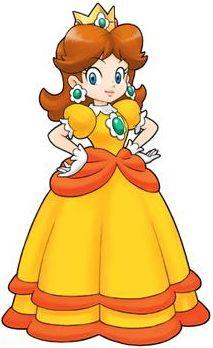 Princess Daisy - Mario Bros