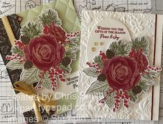 Stampin' Up! Christmastime is here Christmas Flyer, Christmas Rose, Christmas Time Is Here, Christmas Catalogs, Stampin Up Christmas, Beautiful Christmas, Christmas 2019, Christmas Decor, Homemade Christmas Cards