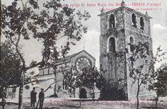 igreja de santa maria dos olivais - Pesquisa do Google
