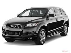 2014 Audi Q7 Pictures: Angular Front | U.S. News Best Cars