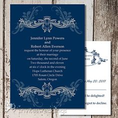 Second Marriage Invitation Wording Awesome 25 Best Ideas About Second Wedding Invitations On Second Wedding Invitations, Wedding Invitations Examples, Paris Invitations, Invitation Examples, Traditional Wedding Invitations, Printable Invitation Templates, Wedding Invitation Card Template, Vintage Wedding Invitations, Wedding Invitation Templates